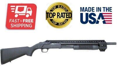Black Aces Tactical Quad Rail - Fits Mossberg 500/590/A1 Maverick 88 12