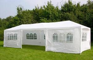 NEW-10-X-30-PE-GAZEBO-OUTDOOR-CANOPY-PART-TENT