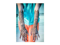 Henna Mehndi body art in coventry