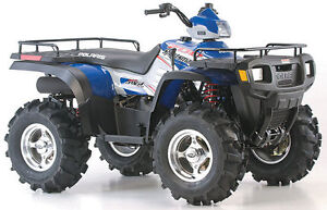 ATV:Looking to trade Bike with click and go plow for snowmachine
