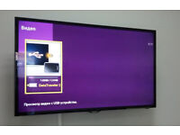 "40"" Samsung full HD freeview built in"
