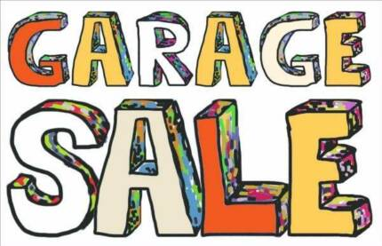 Garage Sale in Wamberal this Saturday