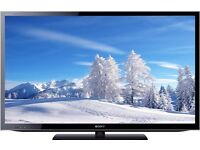 """Sony 46"""" led 3D smart tv hd 1080 free view with apps"""