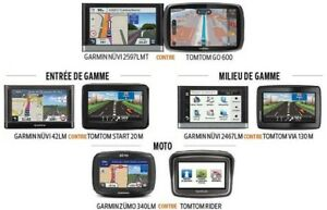 WE ARE LOOKING NEW & USED GPS FOR PARTS