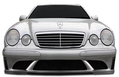 00-02 Mercedes E Class Morello Edition Carbon Fiber Front Body Kit Bumper 105742