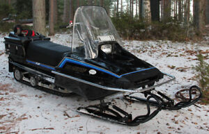 Looking for well maintained Bravo or Tundra Snowmobile