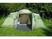 Eurohike Windsor 6-man tent