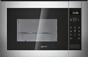 Neff HGE1260N Einbau-Mikrowelle 60cm Edelstahl H12GE60N0