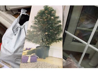Christmas tree 2.5ft fibre optic