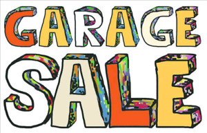 HUGE MOVING/GARAGE SALE!