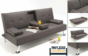 NEW ★ Sofa Sectional / Futon ★ Can Deliver Cambridge Kitchener Area image 4