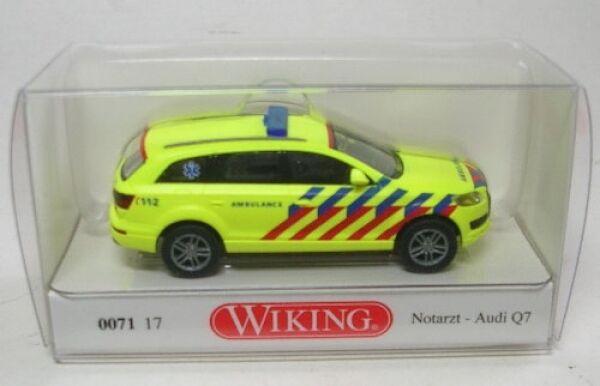 Audi Q7 Ambulance (NL)
