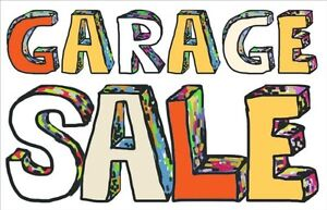 Moved to June 3rd HUGE Multifamily Garage Sale Sydenham