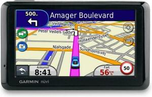 "Garmin Nuvi 1390 4.3"" Car GPS w/ North America + Europe Maps"