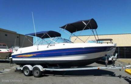 Bayliner 245 Bowrider SUNDECK... SUPER LOW HRS Wanneroo Area Preview
