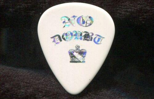 NO DOUBT 2004 Summer Tour Guitar Pick!!! TONY KANAL custom concert stage Pick #1