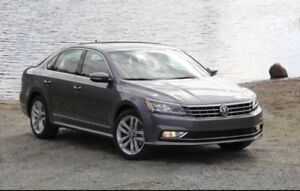 2016 VW Passat Highline Auto