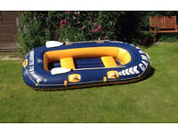 Inflatable dinghy Campari Corvette 707 240kg, three man