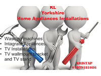 Home appliance installation in Yorkshire
