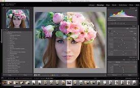 ADOBE PHOTOSHOP LIGHTROOM 5.7 - LATEST VERSION FOR MAC & PC