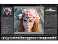 ADOBE PHOTOSHOP LIGHTROOM 5.7 - LATEST VERSION FOR MAC & PC