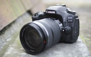Canon 80D Body - Excellent condition +extras