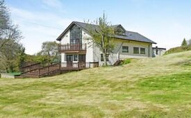 Countryside house available to let from 1 night, sleeps up to 8. Gated drive, self catering