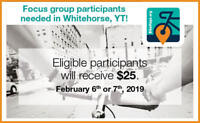 Paid focus group participants needed