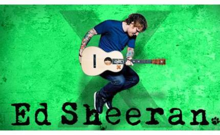 4 X ED SHEERAN - B RESERVE TICKETS - **SOLD OUT SYDNEY SHOW** Mascot Rockdale Area Preview