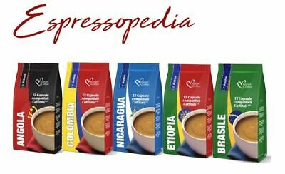 Starbucks Verismo, Caffitaly, Podpronto and K-fee Compatible Coffee Capsules x60 for sale  Southampton