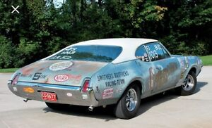 Wanted 1969 olds cutlass or 442