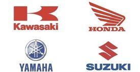 Honhonda Yamaha Suzuki Kawasaki triumph Piaggio VESPA parts