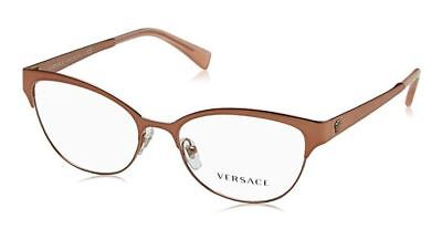 "Versace Medusa Head ""Cat-Eye"" optical frames 53-17-140 / Made in Italy"
