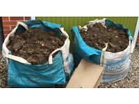 **FREE** soil for gardening project