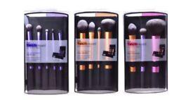Real techniques makeup brush sets x3