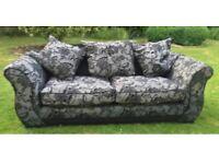 Windsor scatter back sofa settee