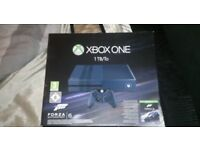 Limited edition Forza xbox one 1TB