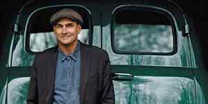 James Taylor - section 110 - mothers day @ cost