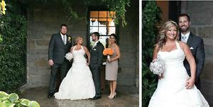 LIMITED EDITION VERA WANG WEDDING DRESS