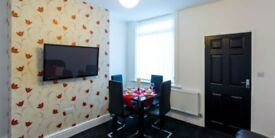 1 double bedroom available in house share - Ash Grove, L15