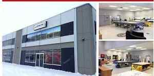 For lease or sublease