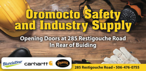 Oromocto Safety and Industry Supply