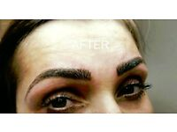 EYEBROW MICROBLADING from Polish beautician - £90 //Perry Barr