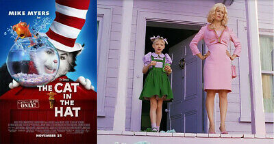 Dr. Seuss' Cat in the Hat 2003-Kelly Preston costume worn through most of movie