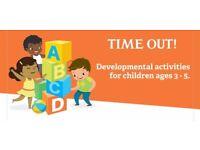 Time Out! - Developmental Activities for Nursery Children (Preschool 3-5)