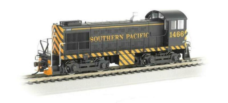 N Gauge Bachmann Engine 63152 S4 Diesel Loco with DCC Southern Pacific #1466