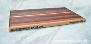 Large Handmade Hardwood Chopping Board 42cm x 26.5cm x 2cm Lonsdale Morphett Vale Area Preview