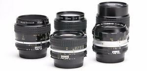 Do you have old film camera equipment collecting dust?