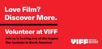 Volunteer Opportunities Vancouver International Film Festival