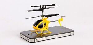 Mini Helikopter Heli RC Hubschrauber Helicopter Syma Nano Neuheit 8CM XXS RTF